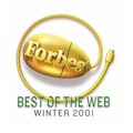 Forbes 'Best of the Web'